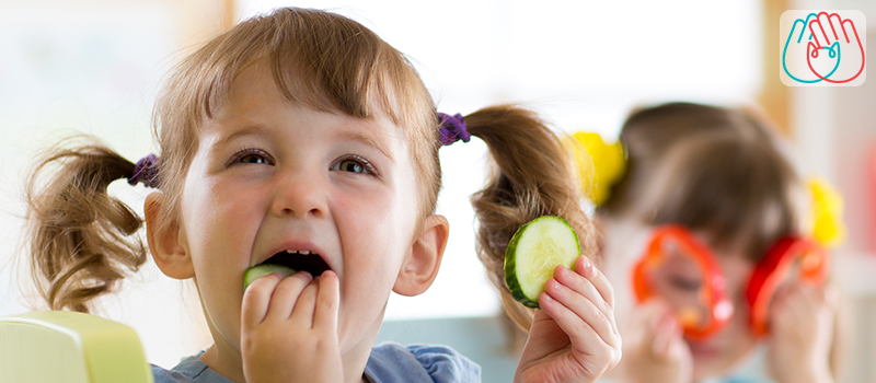 Sensory Food Play for Picky Eaters